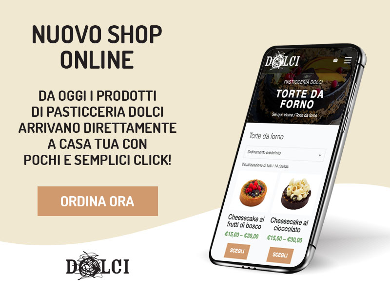 Ecommerce Online - Pasticceria Dolci